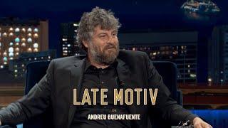 "Download LATE MOTIV - Raúl Cimas. ""Media punta"" | #LateMotiv542 Video"