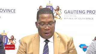 Download Education MEC gives update on probe of racism at Pretoria High School Video