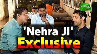 Download Ashish Nehra 1st Interview After Retirement | NehraJi | Sports Tak Video