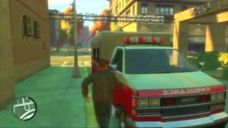 Download Grand Theft Auto 4 (PS3) - Random Gameplay - Ambulance of Doom (11/1/09) Video