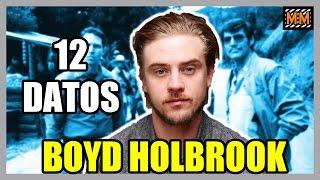 Download 12 Curiosidades sobre ″BOYD HOLBROOK″ - (Narcos - Logan) - |Master Movies Video