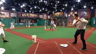 Download Rockies Home Run Derby in Studio 42 Video