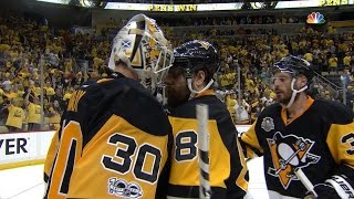 Download NHL Playoffs Game 5: Penguins 7, Senators 0 highlights Video