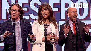 Download Unlikely lines from a Sci-Fi film | Mock the Week - BBC Two Video