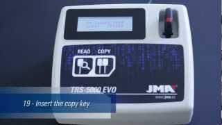 Download TRS-5000 EVO Transponder machine Video