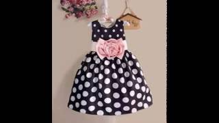 Download Little Girls small dresses collection | تشكيلة فساتين كيوت لفتيات صغيرة Video