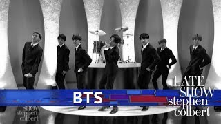 Download BTS Performs 'Boy With Luv' Video