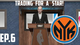 Download NBA 2K15 My GM Mode Ep.6 - New York Knicks - THE DRAFT! | Trading For A Star + Surprise! Video