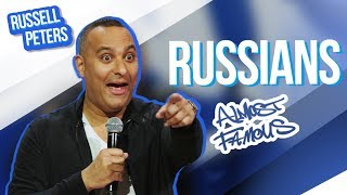 Download ″Russians″   Russell Peters - Almost Famous Video