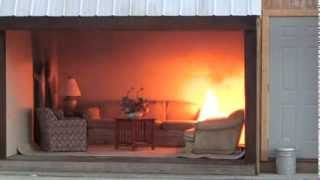 Download Flashover Demonstration Video