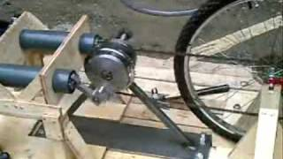 Download Pedal powered water pump. 2007. Video
