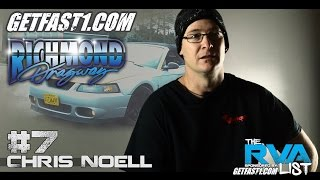 Download #7 Chris Noell Garage Interview for The RVA List ″The Fastest Street Cars In Virginia″ Video