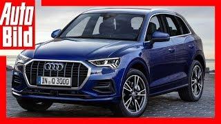 Download Zukunftsaussicht: Audi Q3 (2018) Erste Details/Erklärung Video