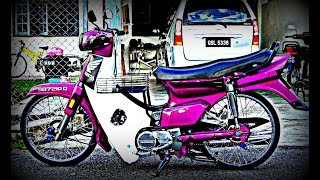 Honda Ex5 Modified To Become Inline4 Sound Free Download Video Mp4