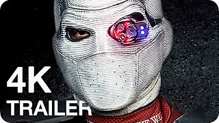 Download SUICIDE SQUAD Trailer 1-3 (2016) 4K UHD Video