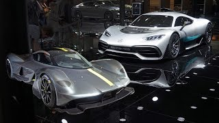 Download Mercedes-AMG Project One or Aston Martin Valkyrie? Video