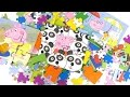 Download NEW! PEPPA PIG Lot Of Puzzles! Video