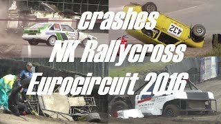 Download All Crashes of the Dutch Rallycross championship 2016! Video