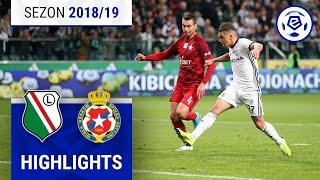 Download Legia Warszawa - Wisła Kraków 3:3 [skrót] sezon 2018/19 kolejka 12 Video