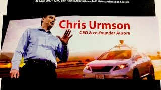Download Chris Urmson: Perspectives on Self-Driving Cars Video