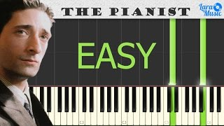 Download How to Play The Pianist Soundtrack - Piano Tutorial (EASY) Video