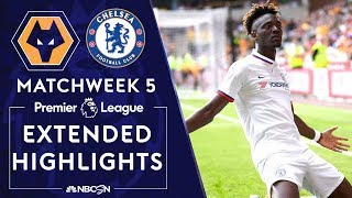Download Wolves v. Chelsea | PREMIER LEAGUE HIGHLIGHTS | 9/14/19 | NBC Sports Video