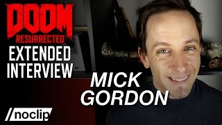Download Mick Gordon on Composing DOOM's Soundtrack - Extended Interview Video