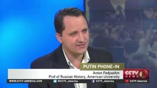 Download Professor Anton Fedyashin on Putin's Call In Video