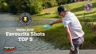 Download Top-5 shots of US Disc Golf Championship 2016 Video