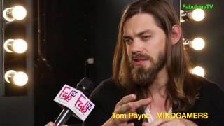 Download Tom Payne explains the hi tech of 'MINDGAMERS' on FabulousTV Video