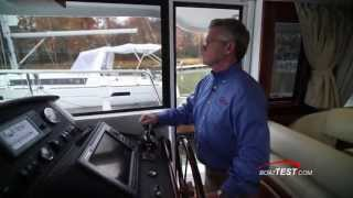 Download Swift Trawler 44 by Beneteau : Fonctionnalités, Features - By BoatTest Video