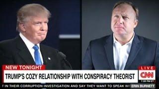 Download CNN Links Donald Trump To ″Sandy Hook 9/11 Conspiracy Theorist″ Video