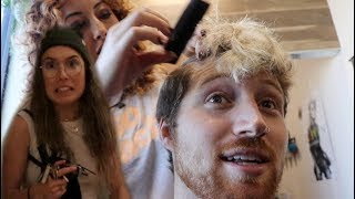 Download DYING MY HAIR AND SCARING MY GIRLFRIEND! Video