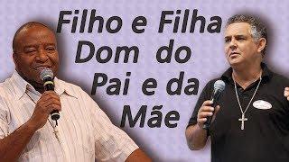 Download Filho e Filha dom do Pai e da Mãe - Eugênio Jorge e Diac. Nelsinho Corrêia (22/11/15) Video
