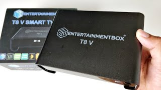 Download 2017 Powerful Android Octa-Core TV Box - EBOX T8 V Video