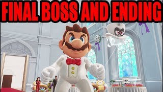 Download [NS] Super Mario Odyssey - Final Boss and Ending (HD) Video