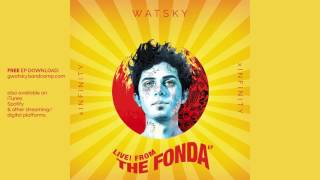 Download Watsky- Wounded Healer/ Sarajevo Medley ft. Camila Recchio [LIVE! From the Fonda) Video