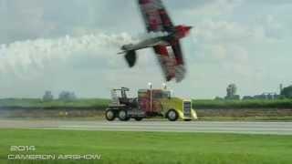 Download Amazing Airshow video - Cameron Airshow 2014 Jukin Media Verified (Original) Video