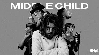 Download J. Cole - Middle Child (feat. Drake, Jay Z, Nicki Minaj & Cardi B) [MASHUP] Video