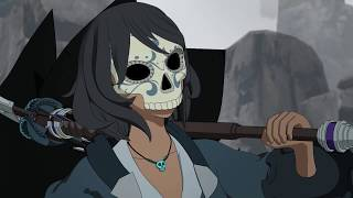 Download RWBY - Maria Calavera vs Tock & Nevermore || Maria's Backstory (Full Fight Scene) [1080p] Video