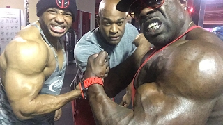Download Workout With The Boys Video