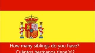 Download Learn Spanish: 600 Spanish Phrases for Beginners Video