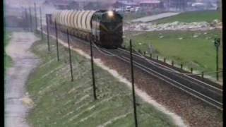 Download Renfe 333-067.N,f.Salamanca.April 12.1991 Video