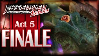 Download Fire Emblem Echoes: Shadows of Valentia - Act 5: FINALE   FINAL BOSS DUMA! Video