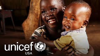 Download How UNICEF Is Helping Children Survive the South Sudan Crisis Video
