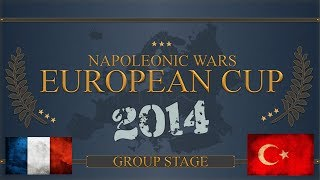 Download Napoleonic Wars European Cup - France VS Turkey (Group Stage) Video