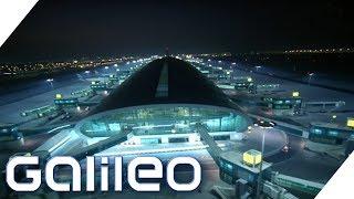 Download Der größte Flughafen der Welt in Dubai | Galileo | ProSieben Video