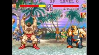 Download Street Fighter 2 vs Clones Series EP12: Zangief vs Big Bear Video