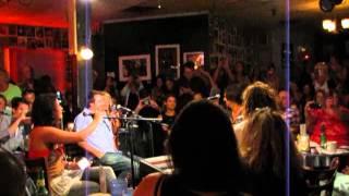 Download Steven Tyler Surprises Crowd at Bluebird Cafe - Nashville, TN Video