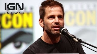 Download Zack Snyder Exits Justice League After Family Tragedy; Joss Whedon to Finish Film - IGN News Video